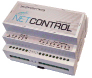 netcontrol din box front